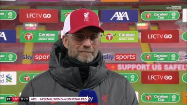 Klopp: Lots of good individual performances