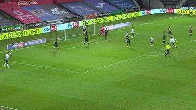 Fulton puts Swansea ahead