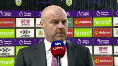 Dyche: We are getting sharper