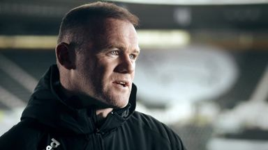 Rooney: Coaching, free-kicks and guiding youngsters