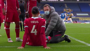 Surgeon: Van Dijk could miss 7-9 months