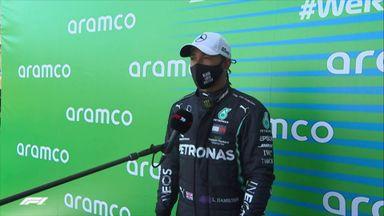 Hamilton: I need to get my head down