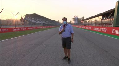 Ted's Imola qualifying wrap
