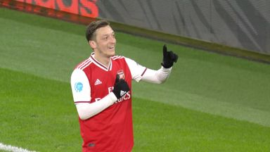 Lauren: Ozil has himself to blame