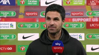 Arteta: The boys were exceptional
