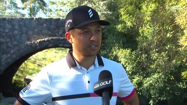 Schauffele: Pace of play was slow