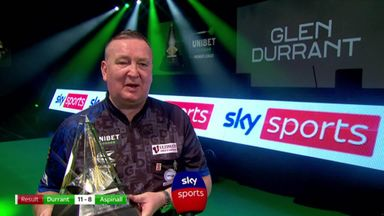Durrant: This is my biggest win