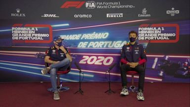 Red Bull: Portuguese GP press conference