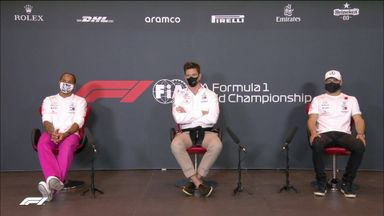 Emilia Romagna GP: Mercedes press conference
