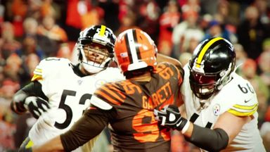 Browns @ Steelers: AFC North rivalry clash