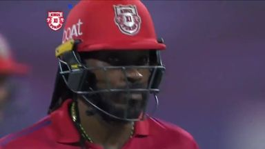 Archer bowls Gayle for 99!