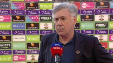 Ancelotti: Red card decision was a joke