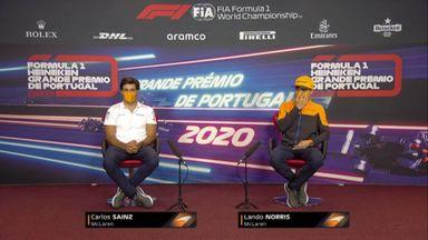 McLaren: Portuguese GP press conference