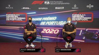 Haas: Portuguese GP press conference