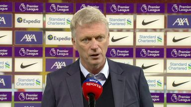 Moyes: I am amazed at penalty decision