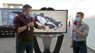 Verstappen, Stroll crash analysed