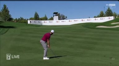 The CJ Cup: Hatton's R1 highlights