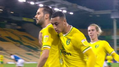 Vrancic gives Norwich the lead