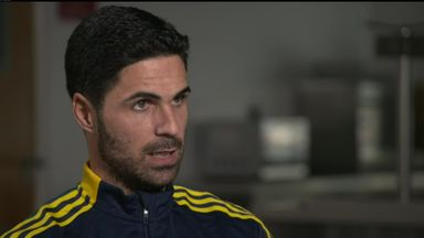 Arteta: I gave Ozil opportunities