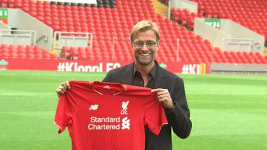 Five years of Jurgen Klopp's Liverpool