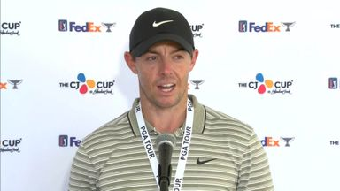 McIlroy: I'm making good strides