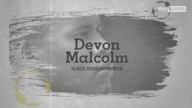 Devon Malcolm: England pace ace