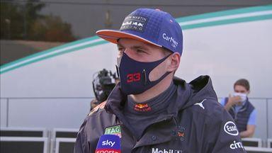 Verstappen: I'd like to be closer