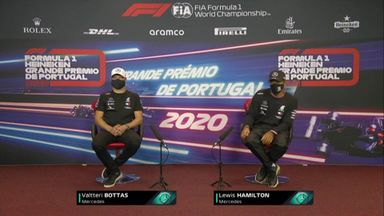 Mercedes: Portuguese GP press conference