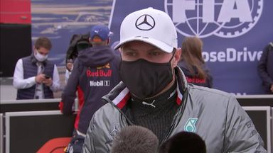 Bottas: I couldn't match Lewis' pace