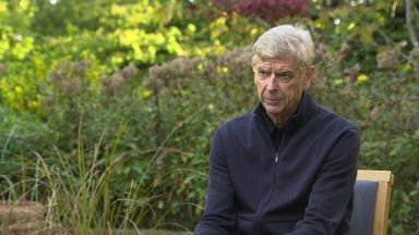 Wenger: English football needs a restructure