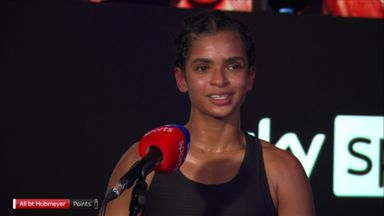 Ali victorious on debut