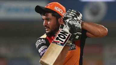 IPL Hlts: Hyderabad v Kolkata
