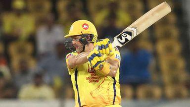 IPL Hlts: Chennai v Rajasthan