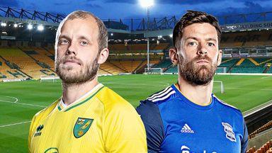 EFL Hlts: Norwich v Birmingham