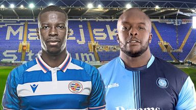 EFL Hlts: Reading v Wycombe
