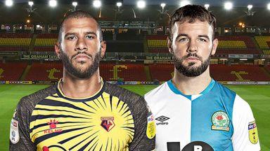 EFL Hlts: Watford v Blackburn