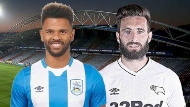EFL Hlts: Huddersfield v Derby