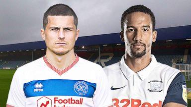 EFL Hlts: QPR v Preston NE