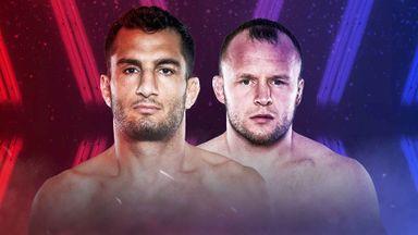 Bellator MMA : Mousasi v Shlemenko