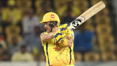 IPL Hlts: Chennai v Mumbai