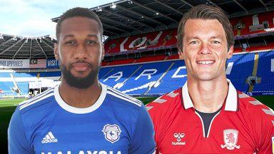 EFL Hlts: Cardiff v Middlesbrough