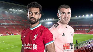 PL: Liverpool v Sheffield United