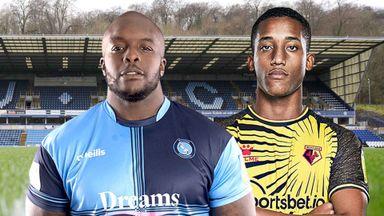 EFL Hlts: Wycombe v Watford