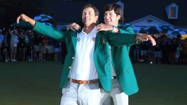 How The 2013 Masters Was Won