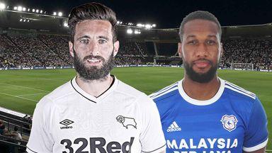 EFL Hlts: Derby v Cardiff