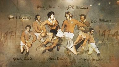 Lions Legends: Welsh Wizards