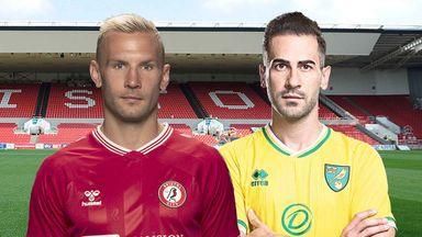 EFL Hlts: Bristol City v Norwich