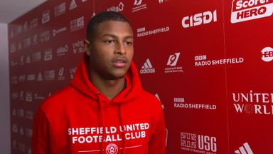 Brewster: I chose Sheff Utd over other clubs
