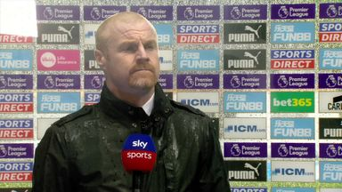Dyche: We keep making mistakes