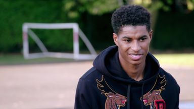 Rashford vows to continue campaigning